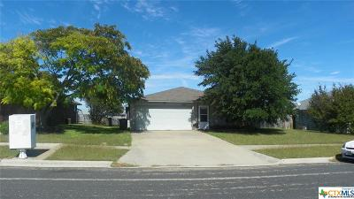 Killeen Single Family Home For Sale: 4403 Fieldcrest