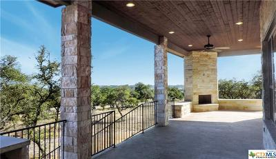 New Braunfels Single Family Home For Sale: 2034 Passare