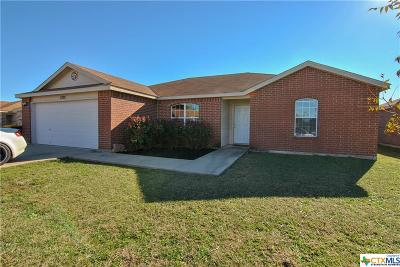 Belton TX Single Family Home Pending: $144,900