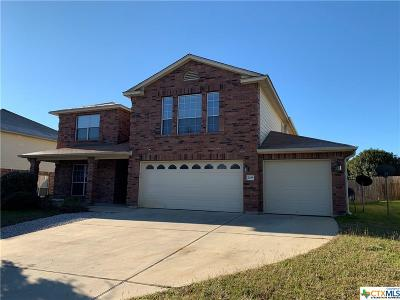 Harker Heights Single Family Home For Sale: 208 Gracie Court
