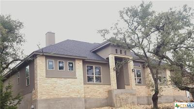 New Braunfels Single Family Home For Sale: 464 Shady Hollow
