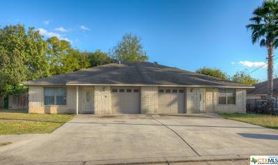 New Braunfels Multi Family Home For Sale: 2725-2727 Heynis South