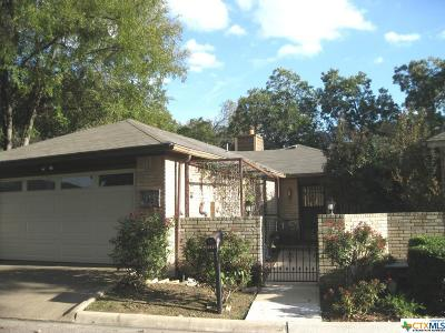 Temple Single Family Home For Sale: 3915 River Oaks Circle
