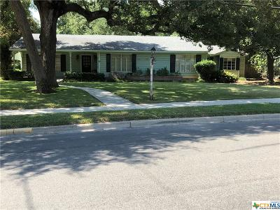 San Marcos Single Family Home For Sale: 628 W San Antonio Street