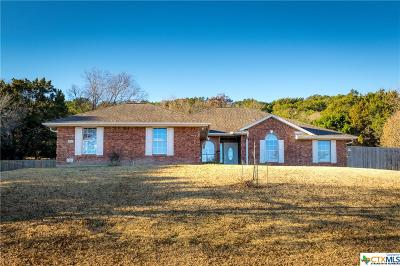 Copperas Cove Single Family Home For Sale: 2611 Freedom Lane