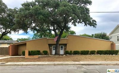 San Marcos Rental For Rent: 525 W Hutchison #B