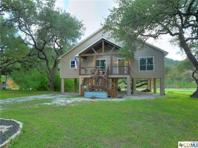 Hays County Single Family Home For Sale: 204 Rim
