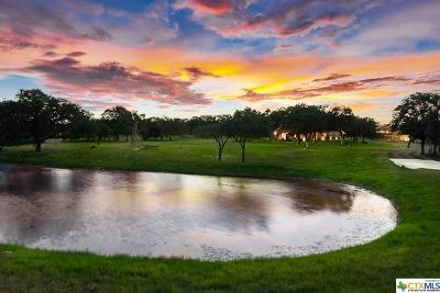 La Vernia Single Family Home For Sale: 122 Big Oak Lane