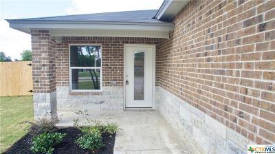 Copperas Cove Single Family Home For Sale: 112 Truman #A-B