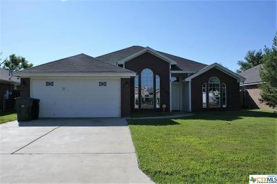Temple Single Family Home For Sale: 203 Penrose