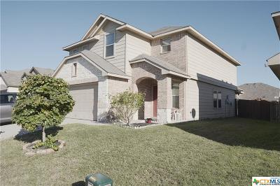 Killeen Single Family Home For Sale: 113 W Gemini