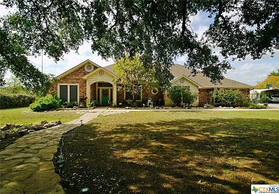 Lampasas County Single Family Home For Sale: 503 County Road 3351