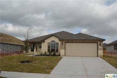 Killeen Single Family Home For Sale: 103 Ken