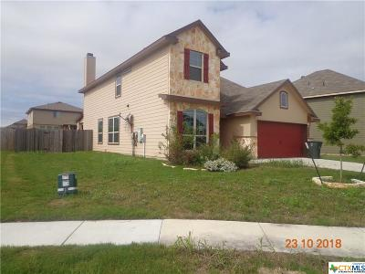 Killeen Single Family Home For Sale: 6703 Creekland