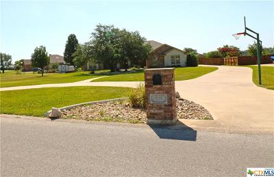Copperas Cove  Single Family Home For Sale: 414 Skyline