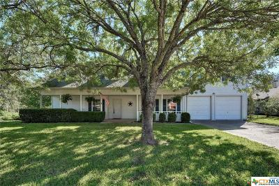 Salado Single Family Home For Sale: 802 Rose Way