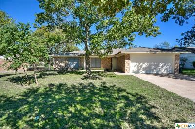 Temple TX Single Family Home Pending: $139,900