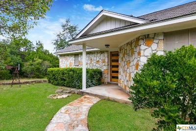 Bulverde Single Family Home For Sale: 1421 Circle Acres