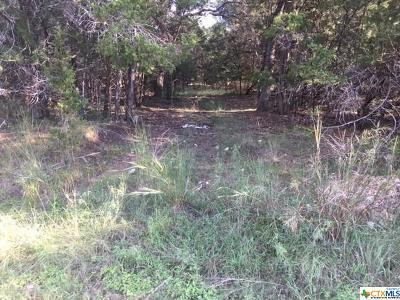 Canyon Lake Residential Lots & Land For Sale: 0 Gallagher Tbd