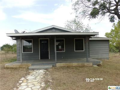 Lampasas Single Family Home For Sale: 2162 County Road 2234
