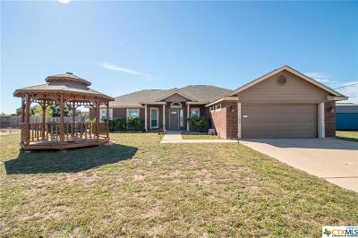 Copperas Cove, Kempner Single Family Home For Sale: 805 Thomas