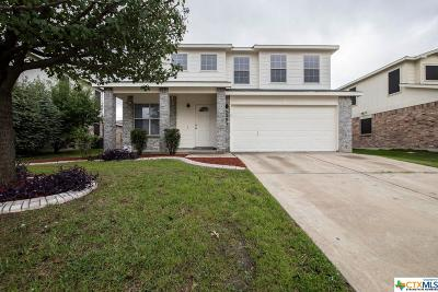 Killeen Single Family Home For Sale: 5701 Bertha Drive