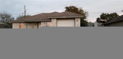 Killeen Single Family Home For Sale: 2702 Timberline Drive