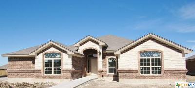 Killeen Single Family Home For Sale: 5915 Verde