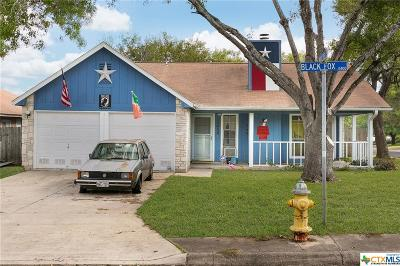 San Antonio Single Family Home For Sale: 11430 Black Fox Drive