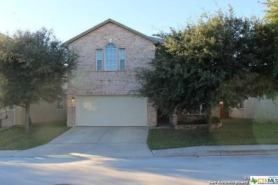 Helotes Single Family Home For Sale: 10543 Weser Lane