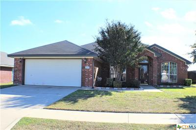 Killeen Single Family Home For Sale: 4206 Flamingo Drive