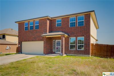 Copperas Cove, Kempner Single Family Home For Sale: 2306 Jesse Drive