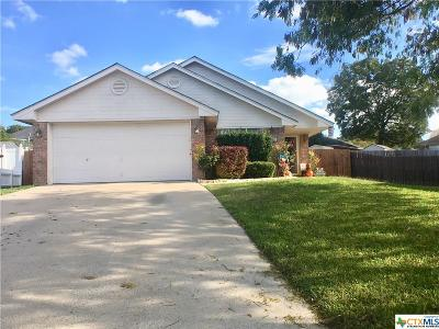 Gatesville Single Family Home For Sale: 304 Sealy