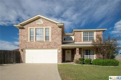 Killeen Single Family Home For Sale: 4703 Aurora Cir