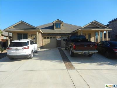 New Braunfels Multi Family Home For Sale: 510 & 514 Creekside Circle
