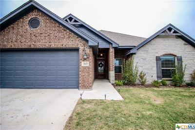 Belton, Temple Single Family Home For Sale: 2601 Crystal Ann