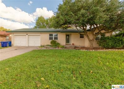 Copperas Cove Single Family Home For Sale: 513 Allen