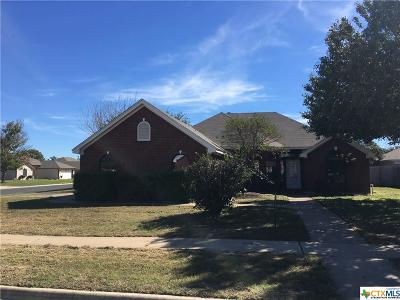 Killeen Single Family Home For Sale: 4408 Brookside