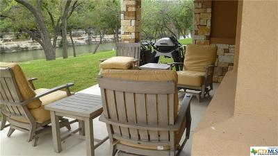 New Braunfels Condo/Townhouse For Sale: 540 River Run #101