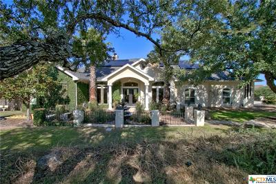 Spring Branch Single Family Home For Sale: 6014 Creekwood Pass