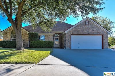 Copperas Cove Single Family Home For Sale: 604 Barber