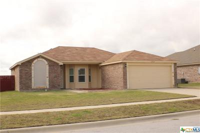 Killeen Single Family Home For Sale: 3204 Rockwall Drive