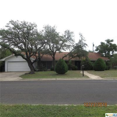 Harker Heights Single Family Home For Sale: 1903 Comanche Drive