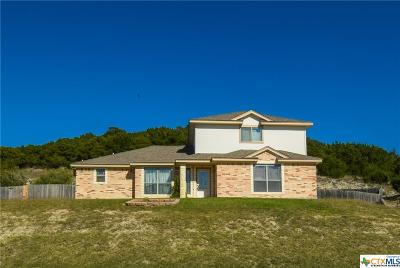 Copperas Cove, Kempner Single Family Home For Sale: 3202 Colorado Drive