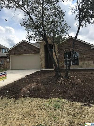 Belton Single Family Home For Sale: 4805 Rosaline