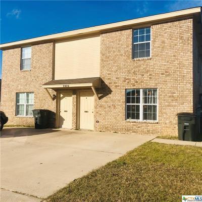 Killeen Multi Family Home For Sale: 2707 Vernice Loop
