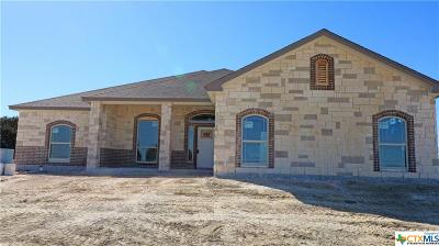 Copperas Cove Single Family Home For Sale: 1415 Duncan Road