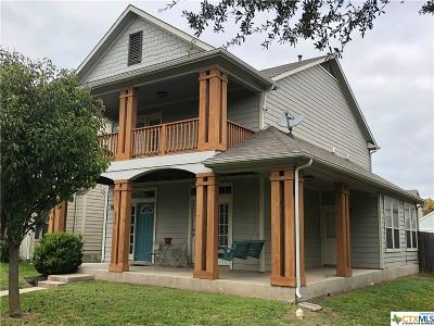 San Marcos Single Family Home For Sale: 236 Newberry