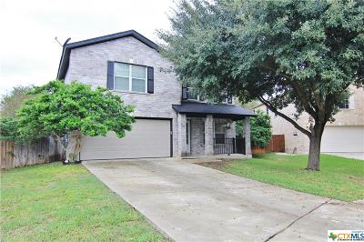 New Braunfels Single Family Home For Sale: 315 Scenic Meadow