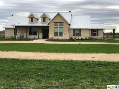 Seguin Single Family Home For Sale: 2727 Laubach